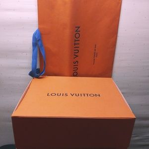 Louis Vuitton Jumbo Magnetic Flap Box and Bag
